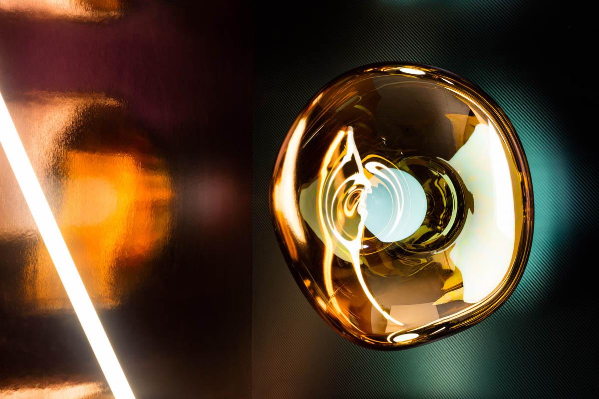cut tube lighting design by tom dixon