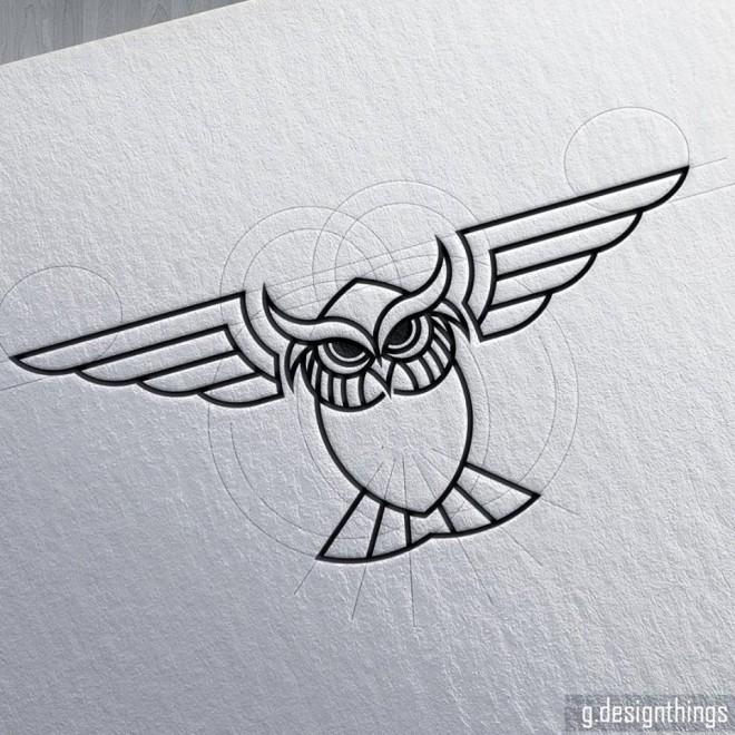 graphic designs branding logo design by goran jugovic