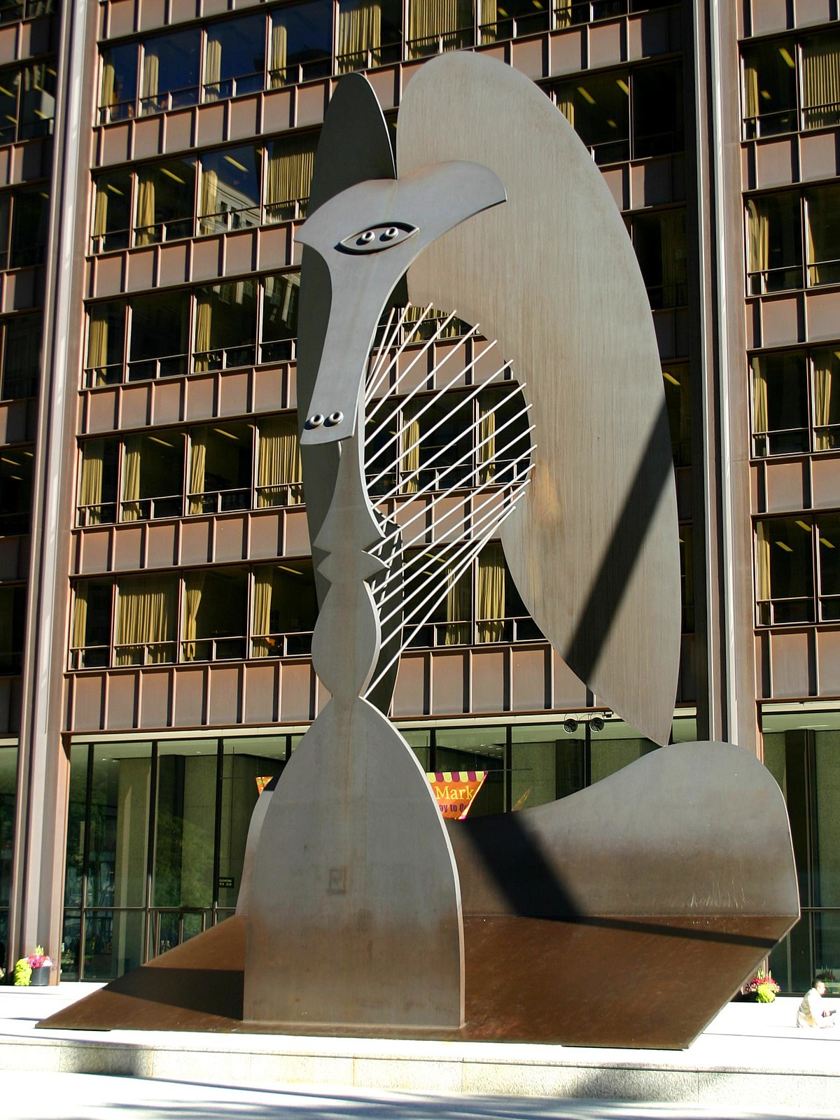 chicago sculpture by pablo picasso