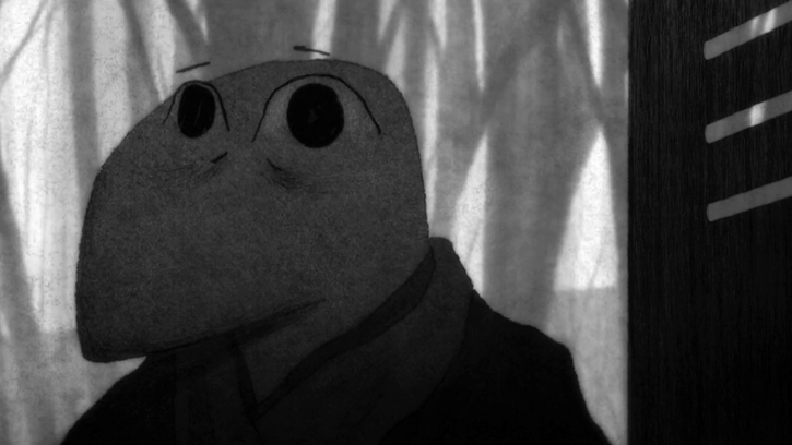 fool time job animation short film by gilles cuvelier