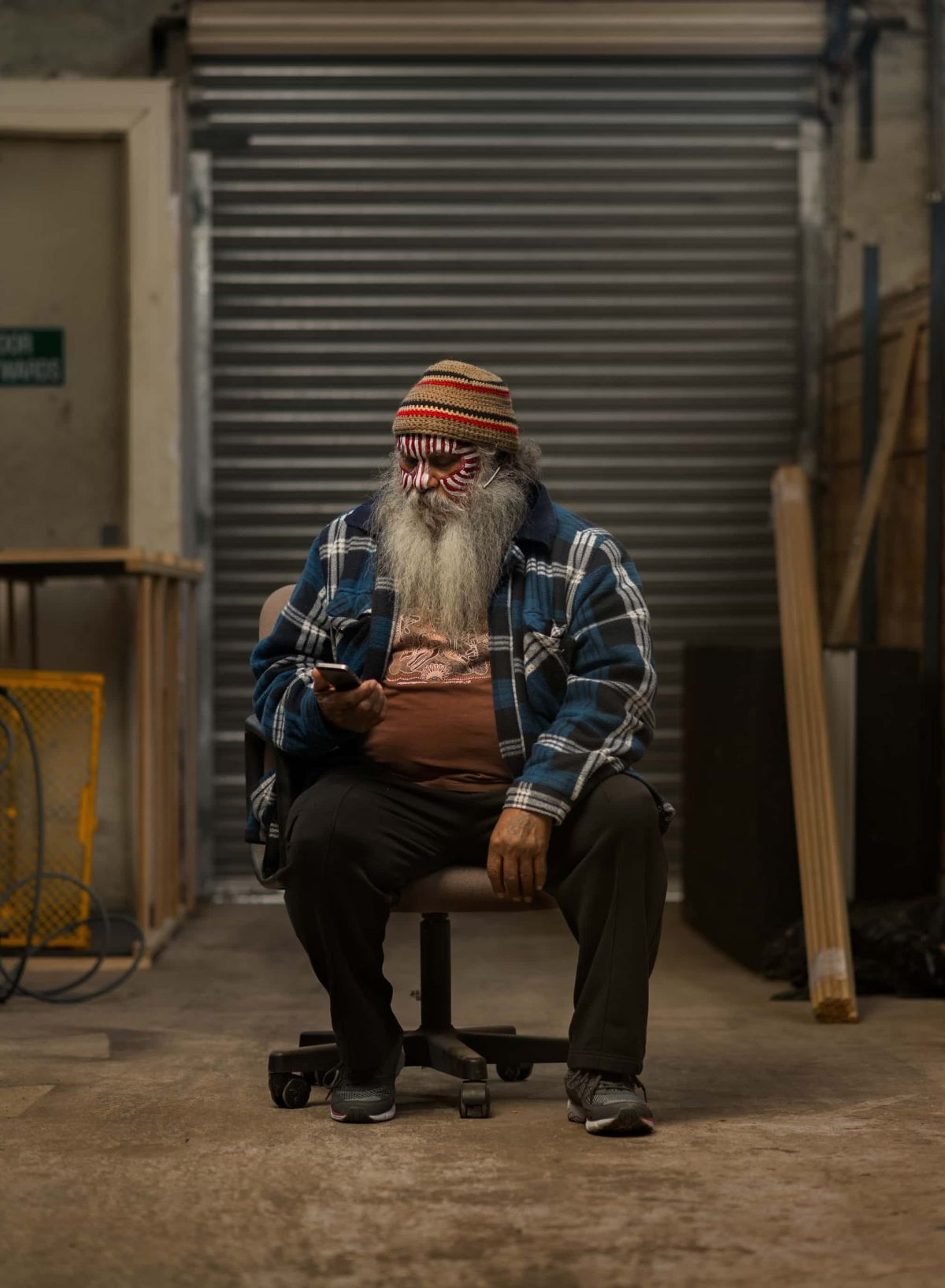 two way dualistic national photographic portrait prize by dave