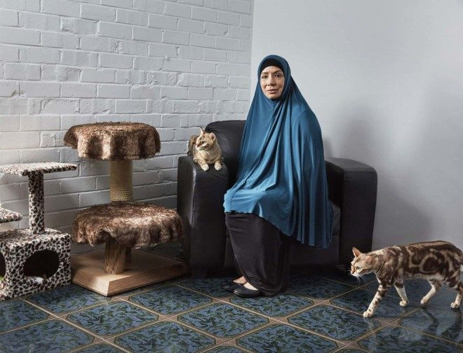 shaymaa national photographic portrait prize by stuart