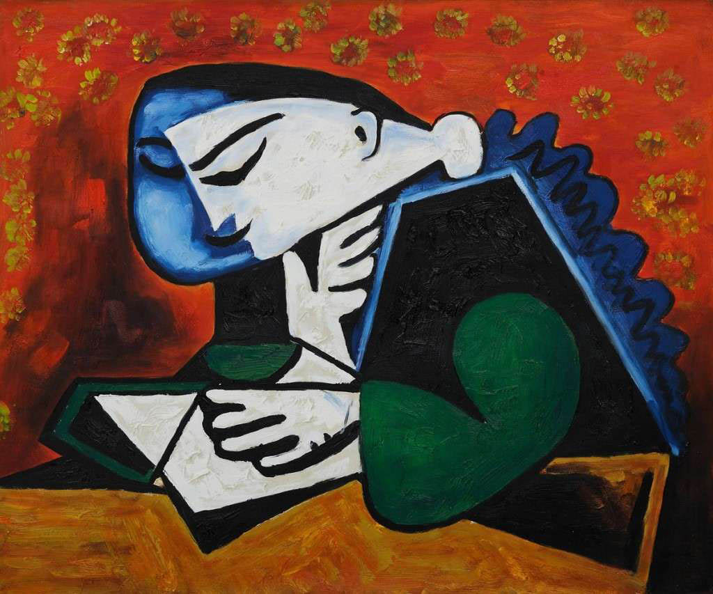 cubism painting by pablo picasso