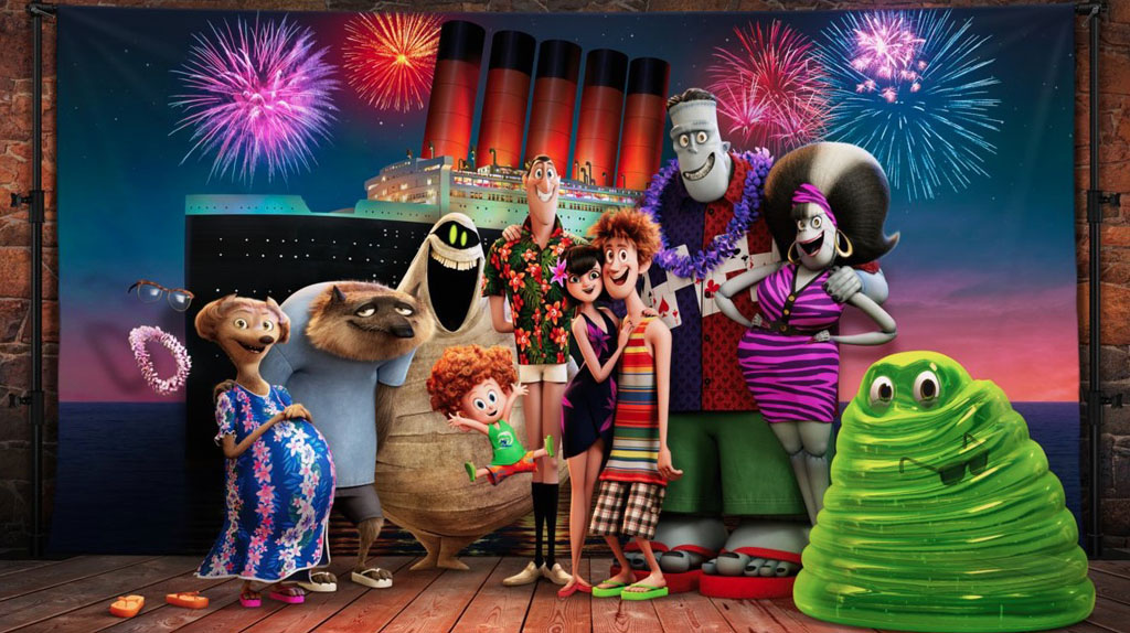 hotel transylvania3 animation movies 2018