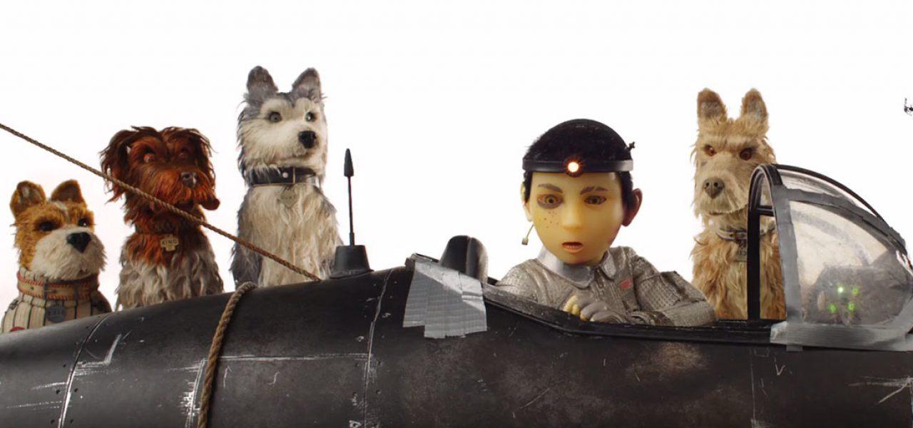 isle of dogs animation