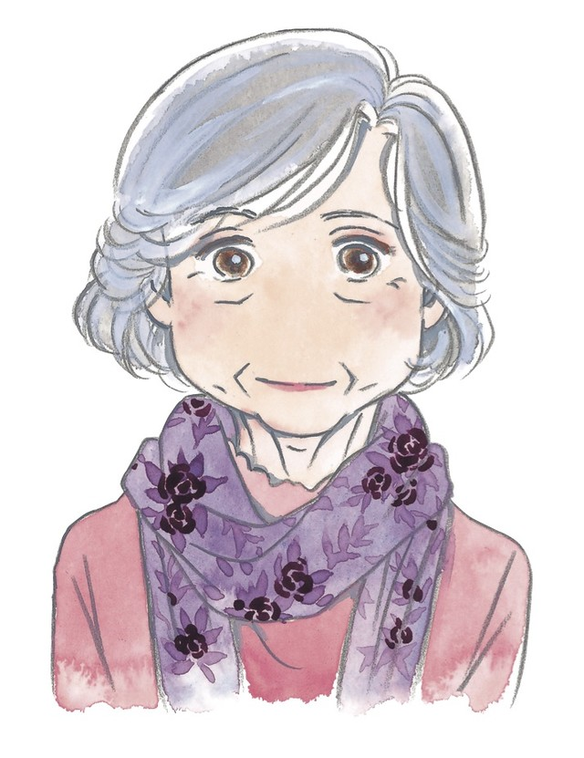 manga animation sanju mariko