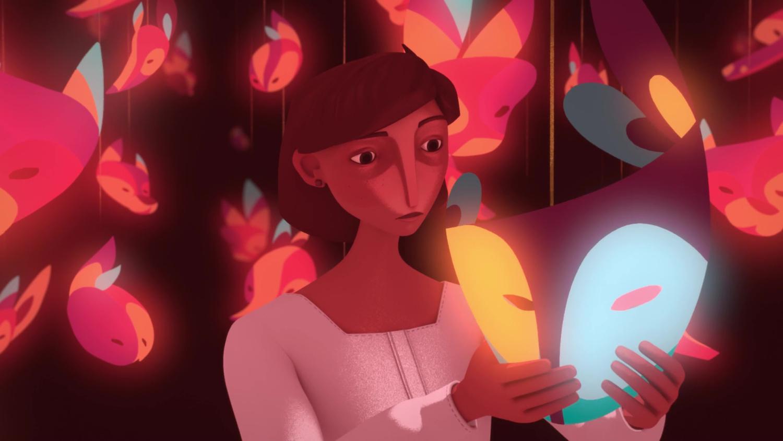 bacchus animation short film by rikke alma