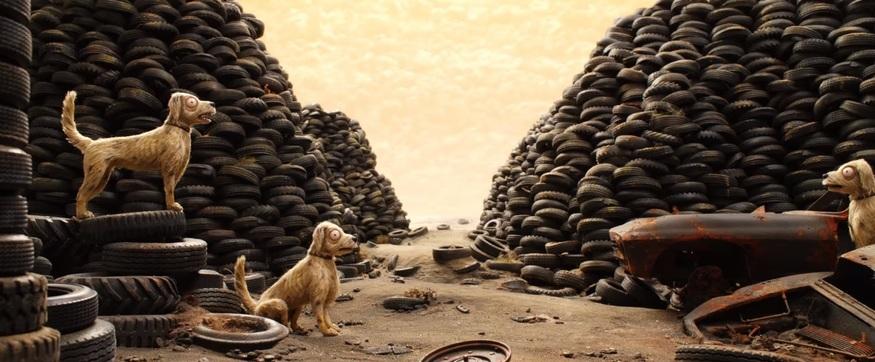 isle of dogs animation movie