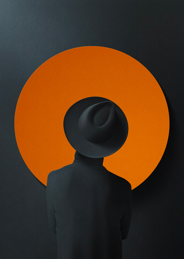paper art sculpture silence by eiko ojala