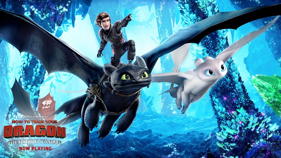 3d animation movie how to train your dragon