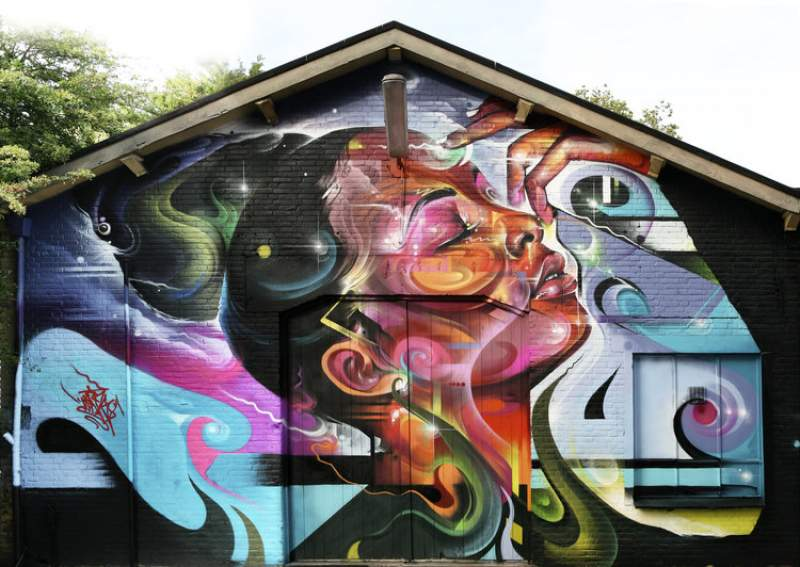 street art by mr cenz