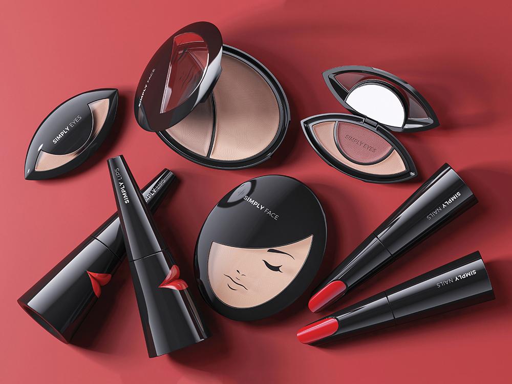 package design contest cosmetics