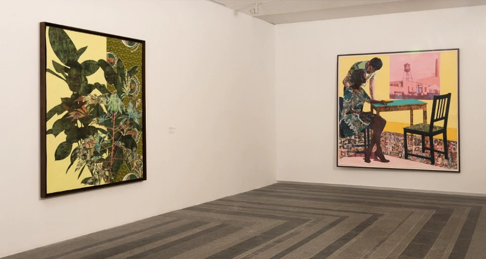 paintings by nijideka akunyili crosby