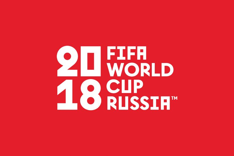 typography design fifa world cup by vlad ermolaev