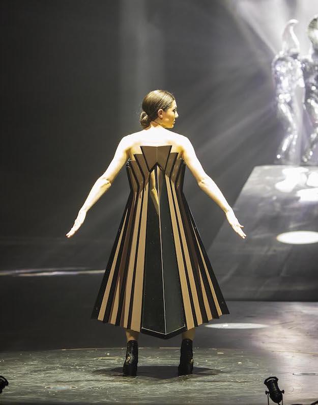 wearable art dress design divas dreamscape