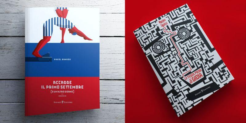 colourful book designs