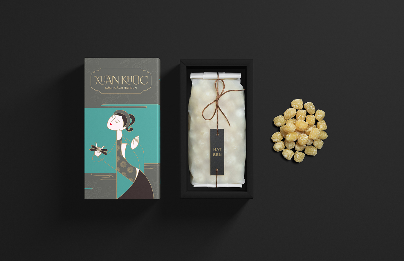 package design contest candy