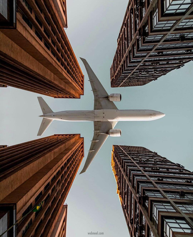 perfect time photography aeroplane by kallel trevenzoli