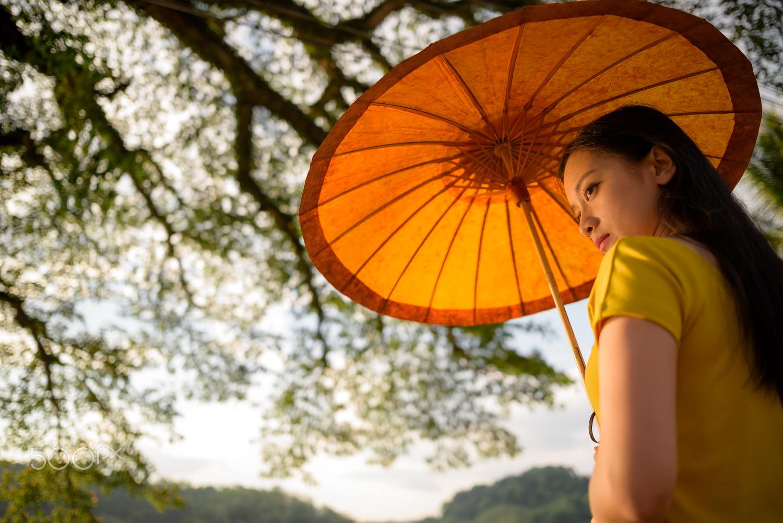 beautiful woman portrait photo
