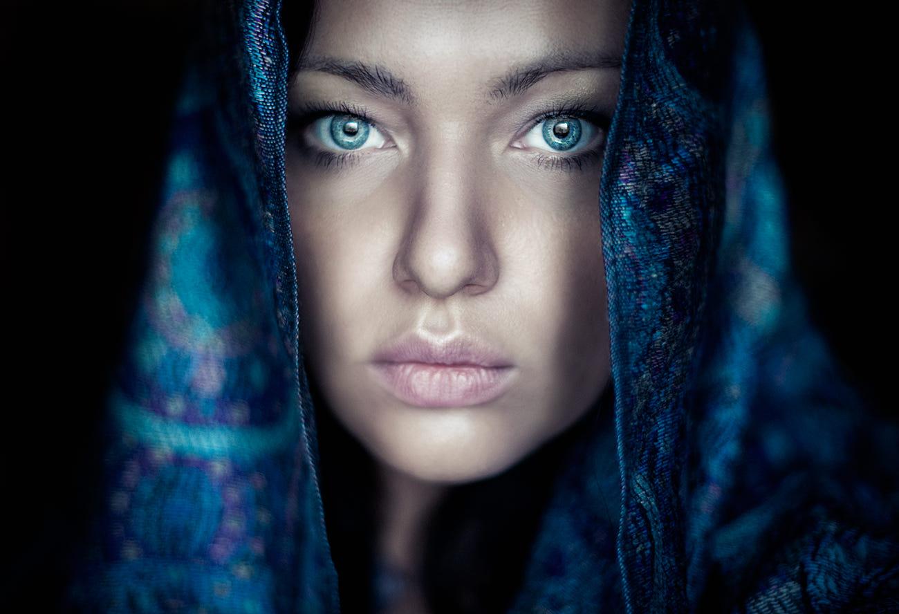 best woman portrait photography