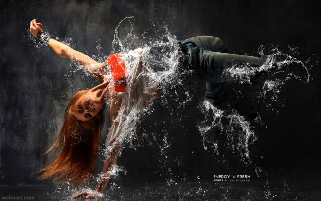 water best photo manipulation by bagus dony