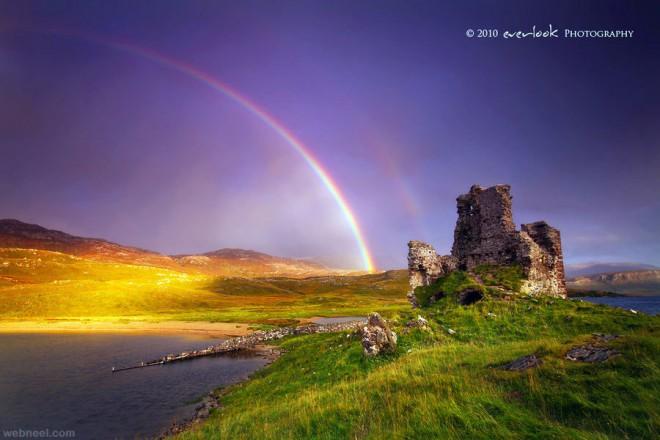 best rainbow photography