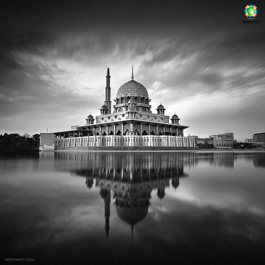 the majesty by azam alwi bw photography
