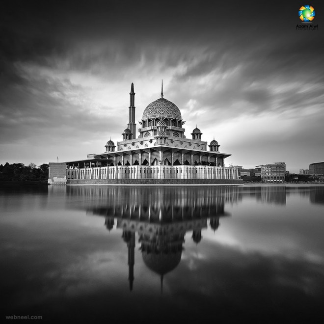 the majesty by azam alwi bw photography