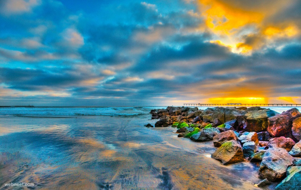 35 Mind Blowing Ocean Landscape Photography Examples