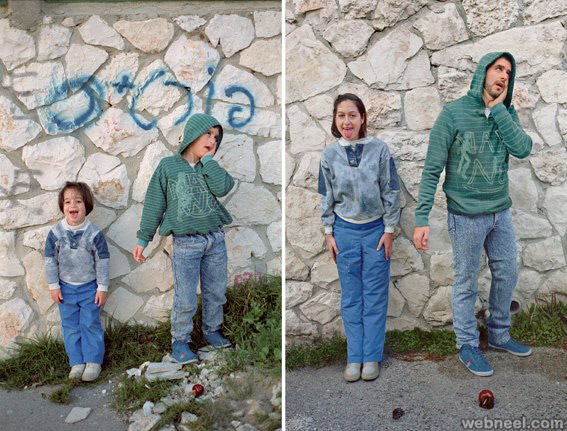 past and present photography by irina werning