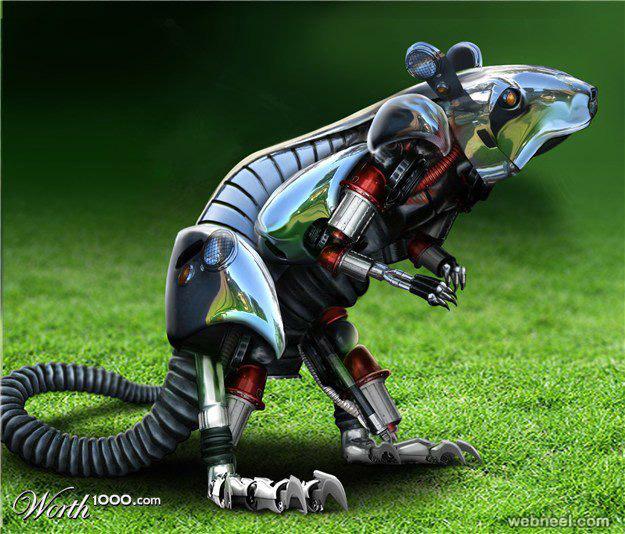 photo manipulation animals amazing