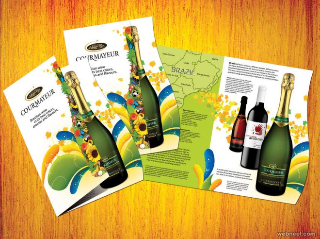brochure design by valiumhc