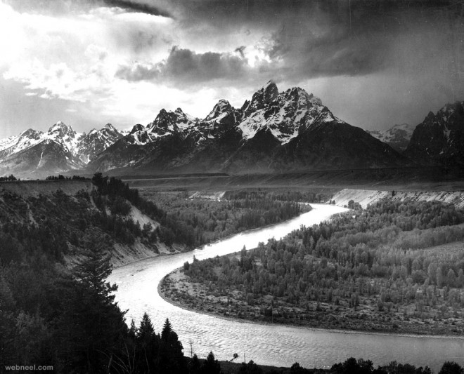 famous photographer ansel adams