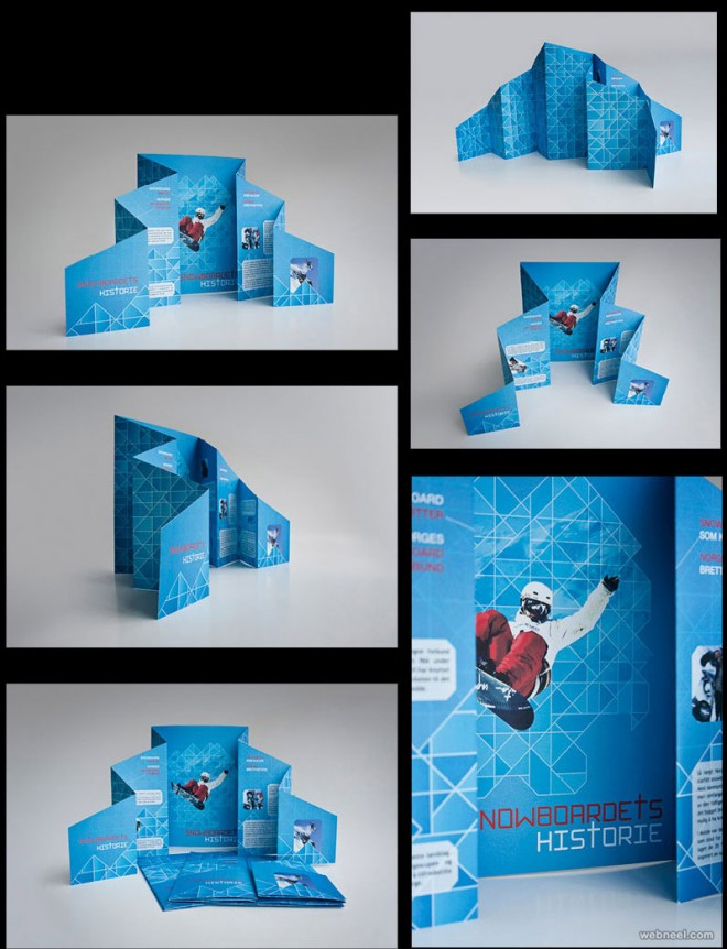 games brochure design