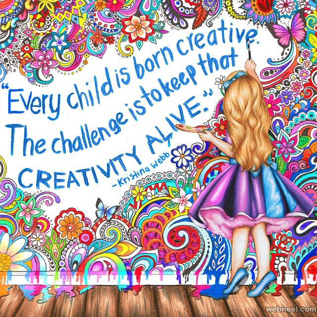 child quote by kristinawebb