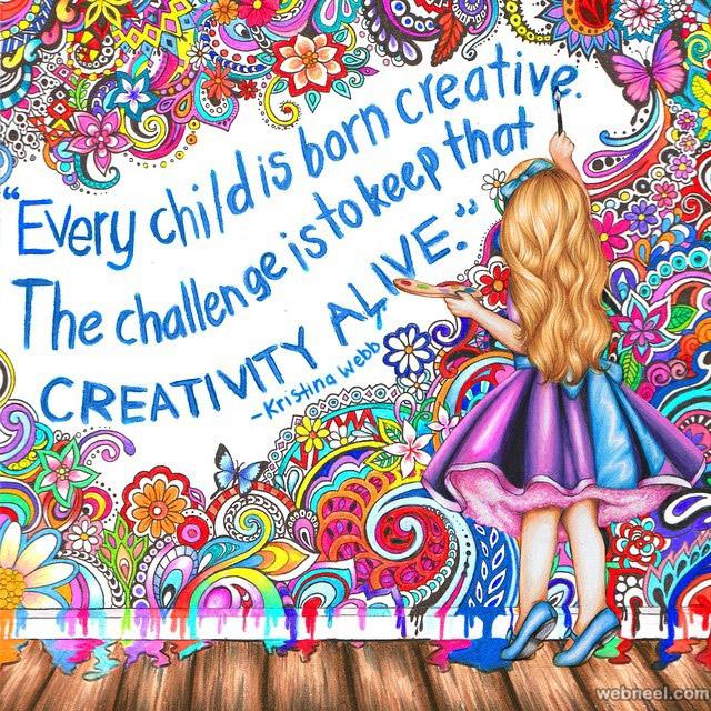 child quote by kristinawebb