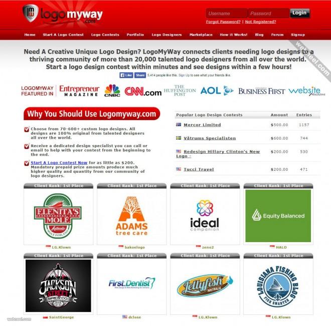 custom logo design services logomywaycom