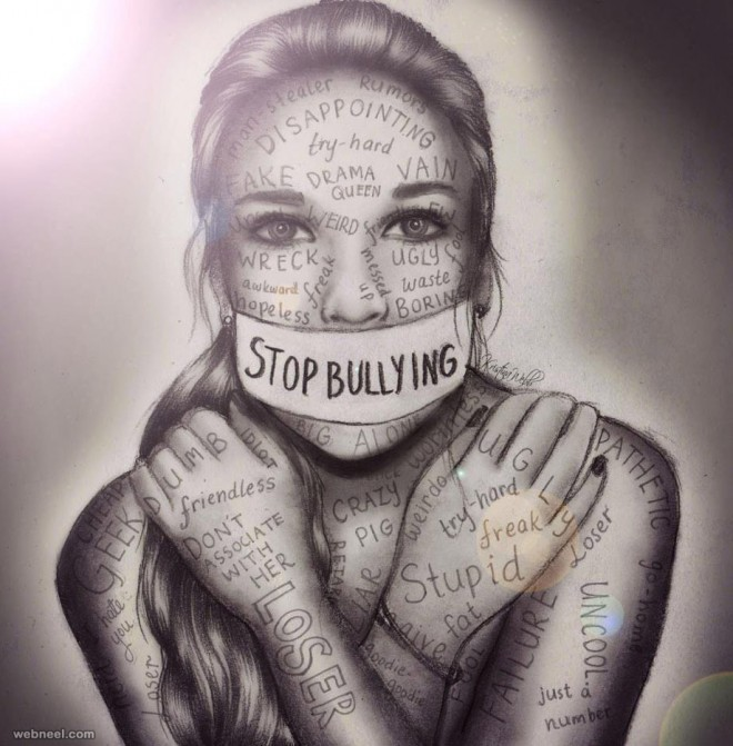 stop bullying by kristinawebb