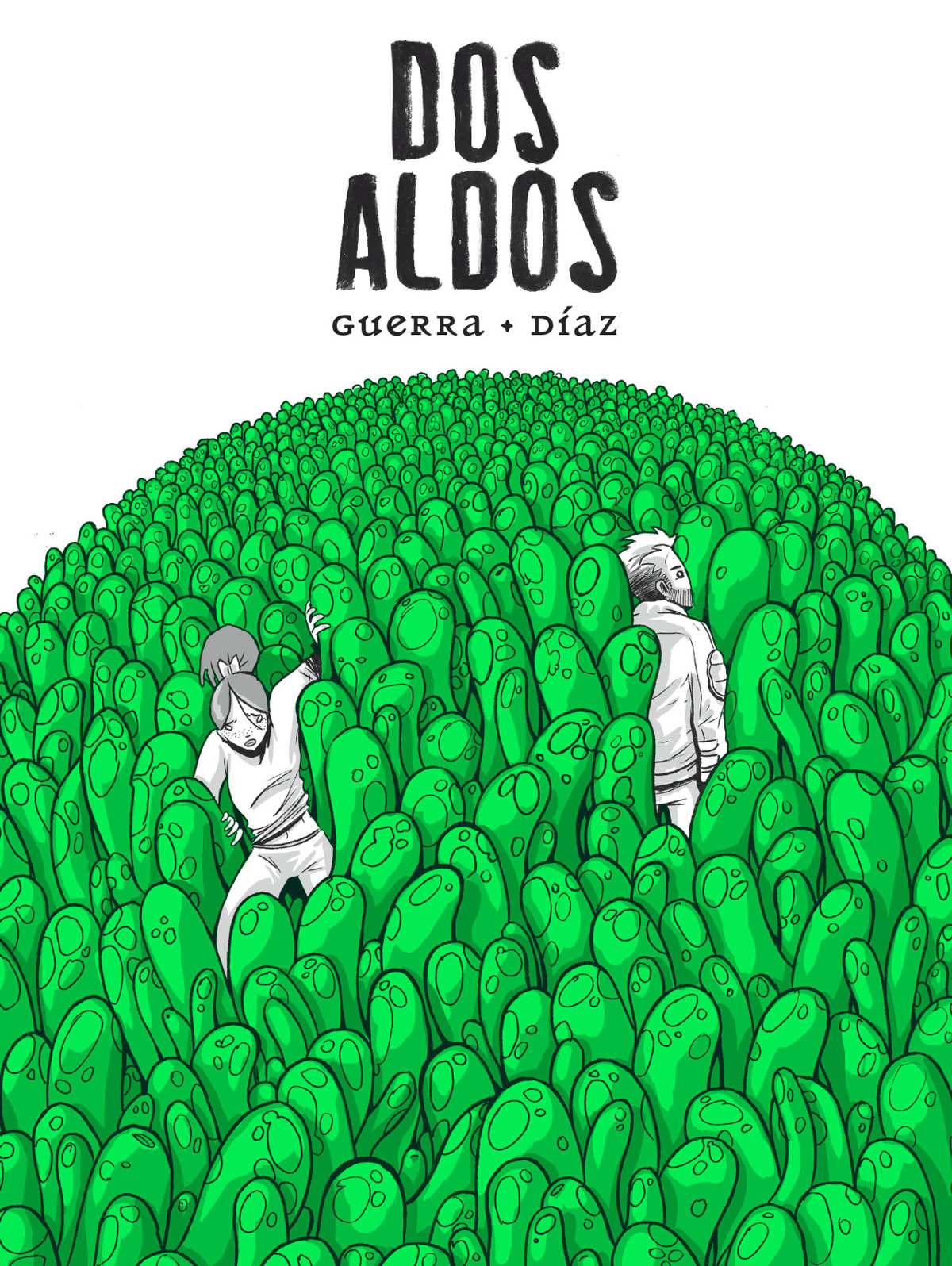dos aldos award winning maga illustration by guerra diaz