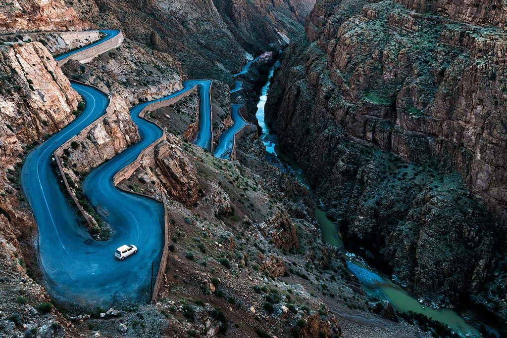 winding roads travel photography by national geographic