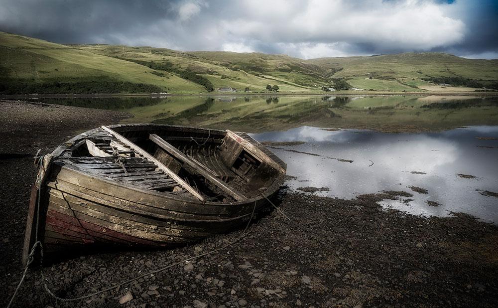 loch harport landscape photography