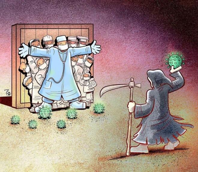 cartoon on doctors