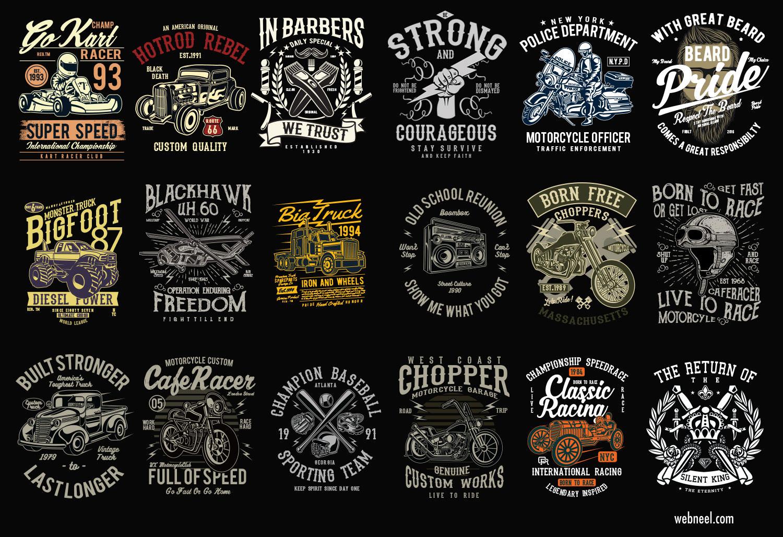 t shirt graphic design vector