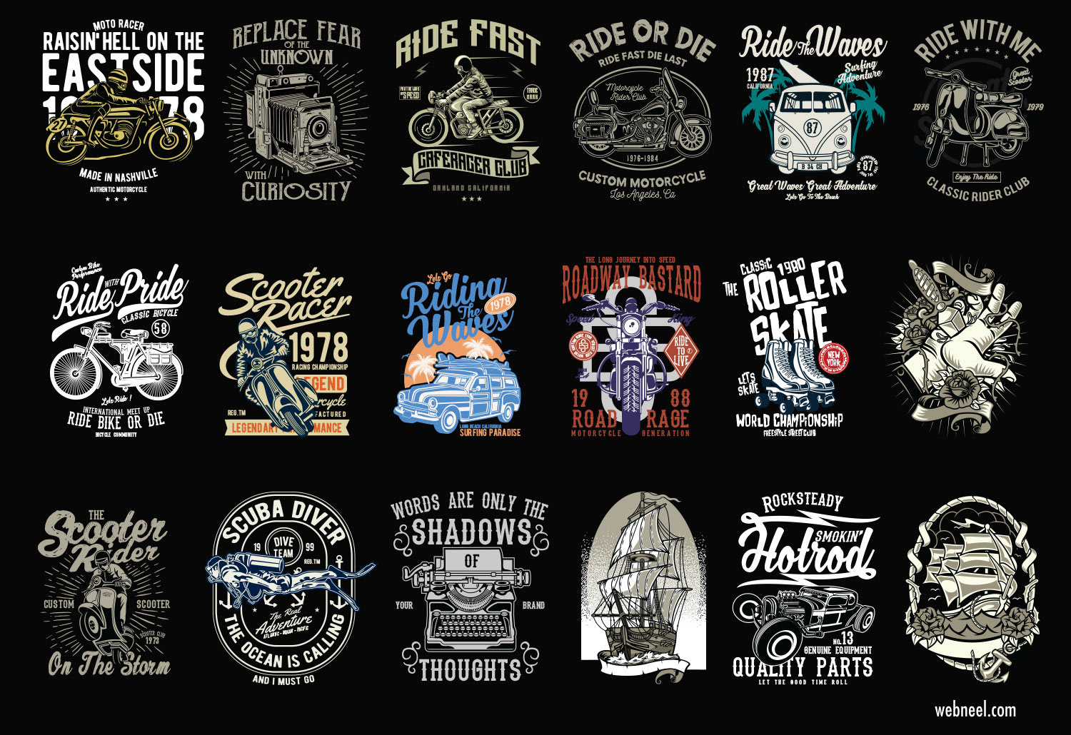 t shirt graphic design vector by designhungry