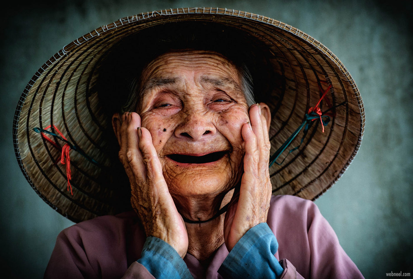 portrait photography vietnamese by peter fischer