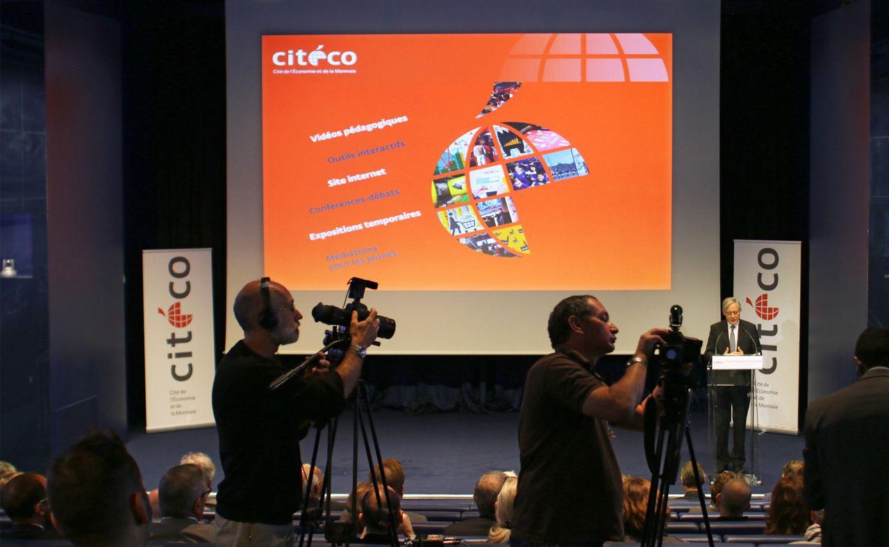branding and identity design of citeco by grapheine
