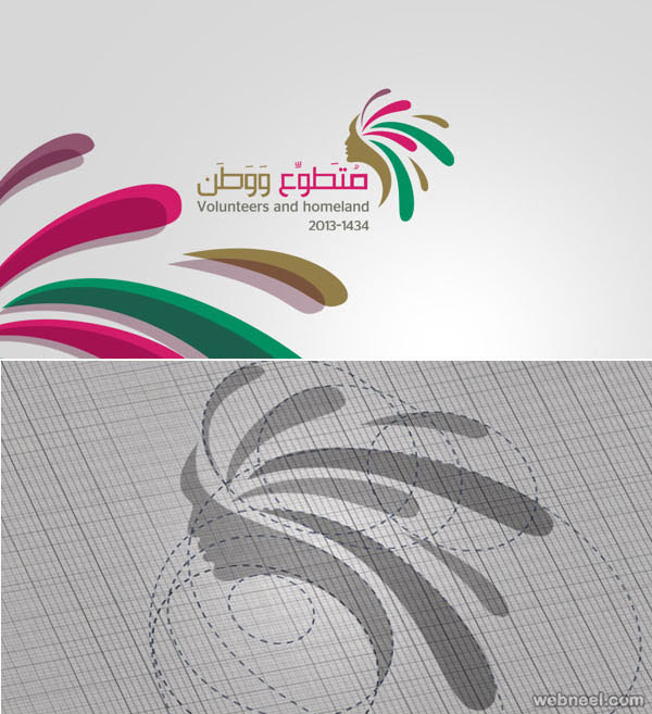 homeland creative branding design