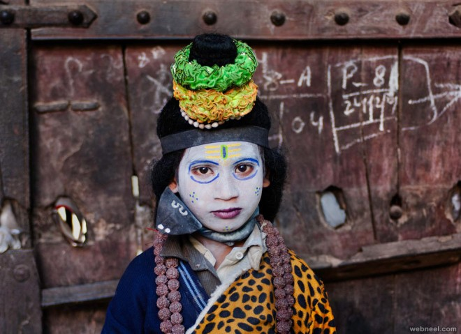portrait photography by stevemccurry