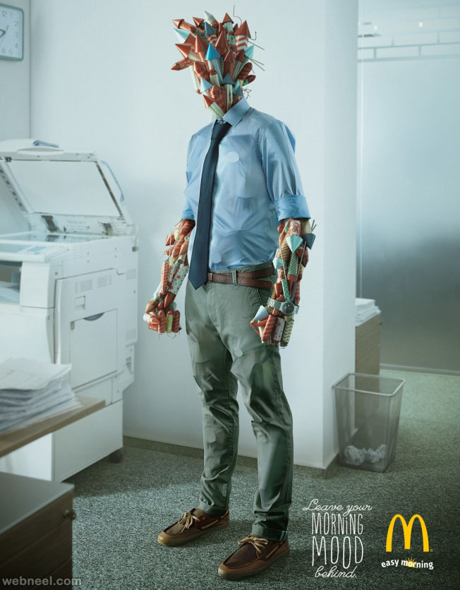 print advertisement mcdonalds
