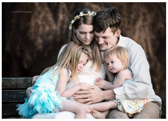 maternity phootgraphy by lixu